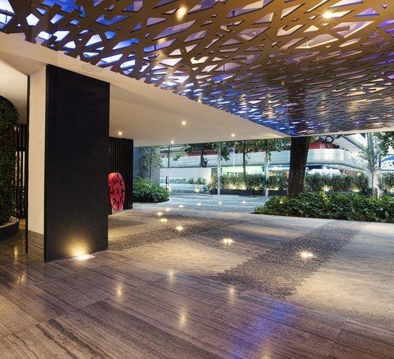 Krystal Grand Suites Insurgentes Cidade do México